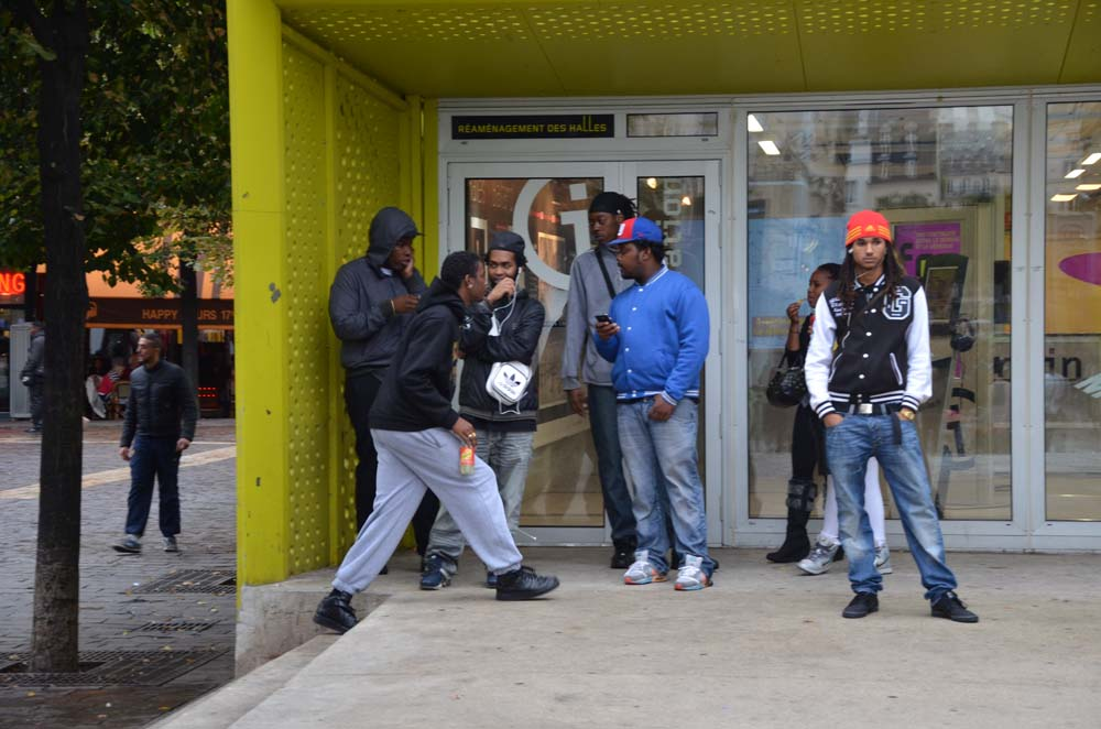 gangstas v parizi