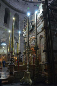 chram boziho hrobu v jeruzaleme