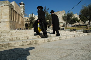 ortodoxni zide izrael hebron