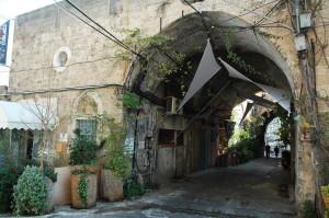 krivolaky ulicky v izraeli