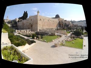 mesita al aqsa chramova hora jeruzalem izrael