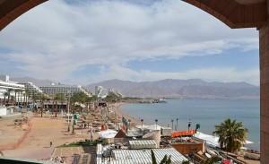 eilat plaze nakupy izrael