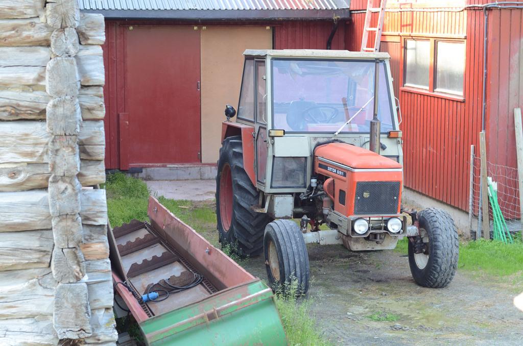 export do norska traktor zetor