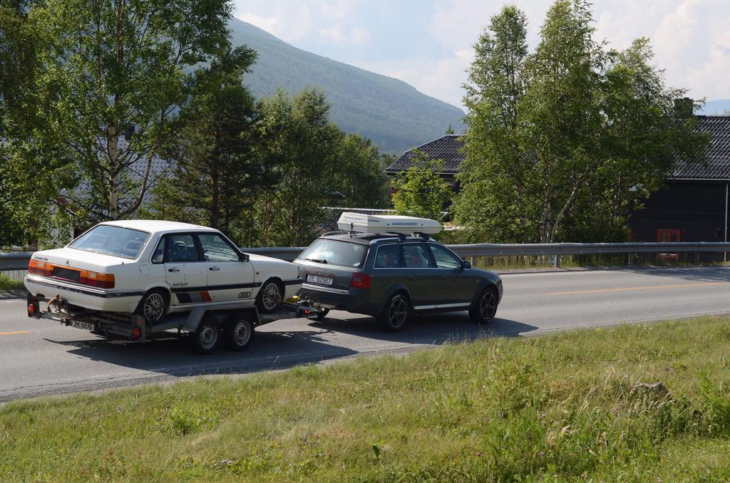 autoimport norsko