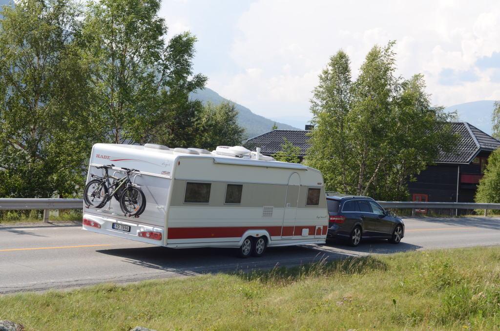 prazdniny v norsku karavan