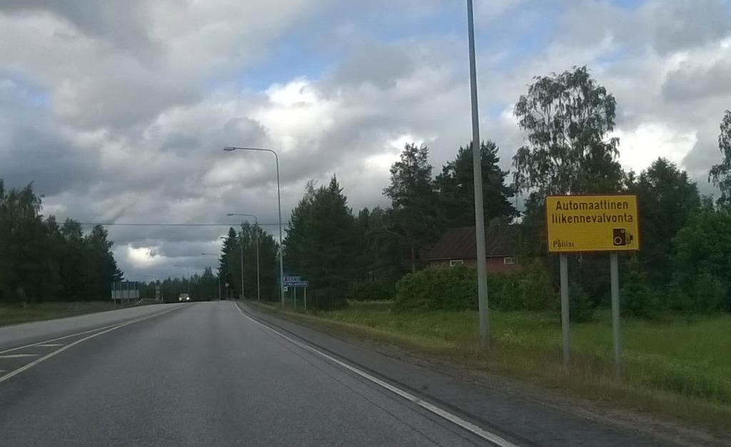 policie ve finsku