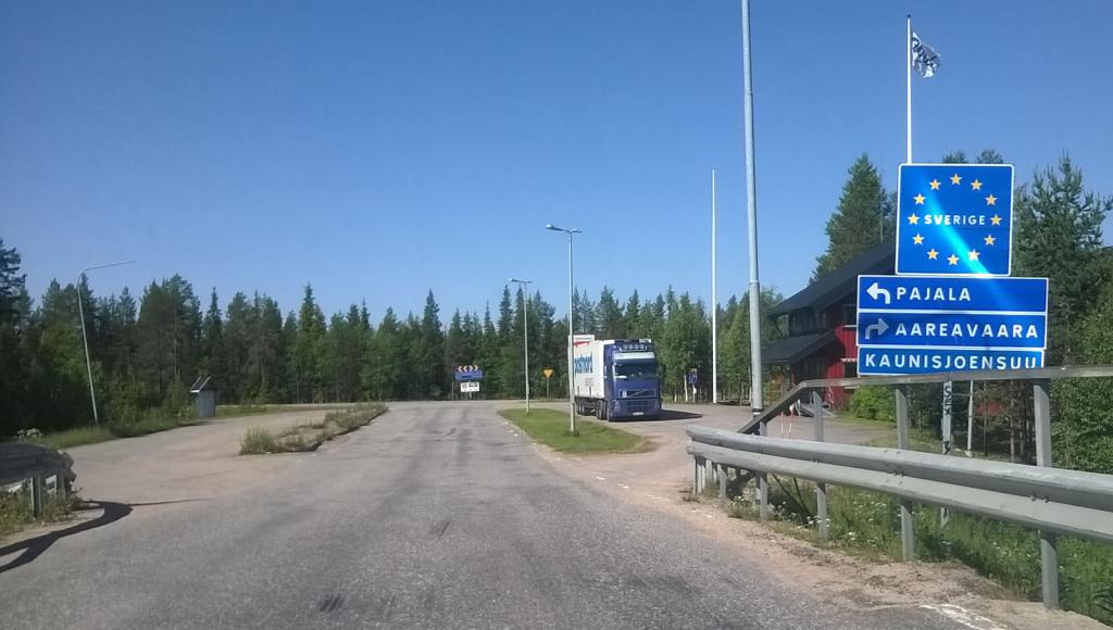 svedsko-finské hranice