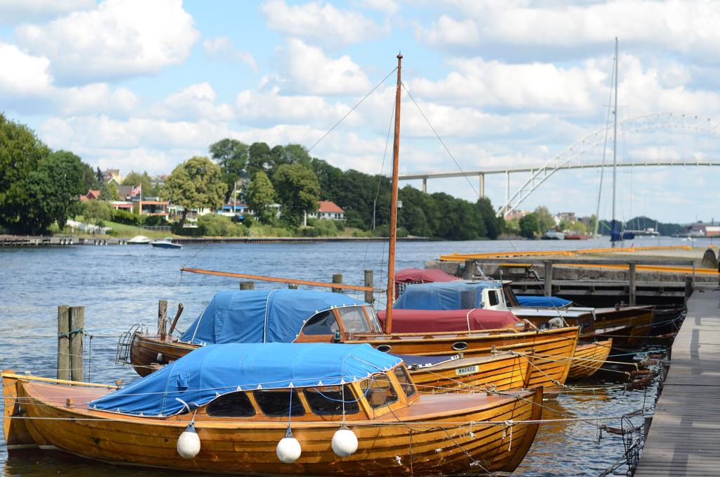 rybarske lode fredrikstad norsko