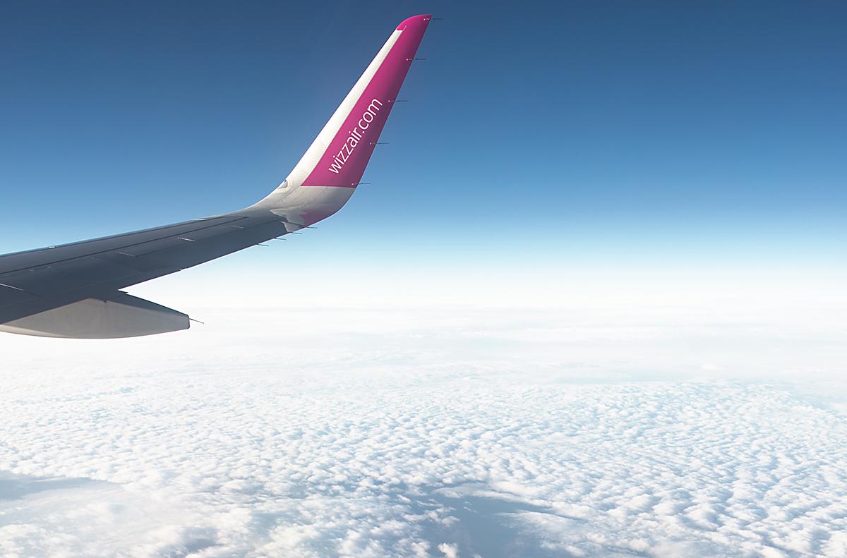 Wizzair nabízí slevu 20% na všechny lety členům WDC např. Tel-Aviv za 1 716 Kč