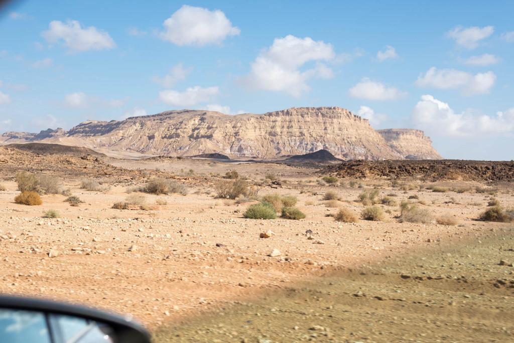 ramonsky krater negev izrael