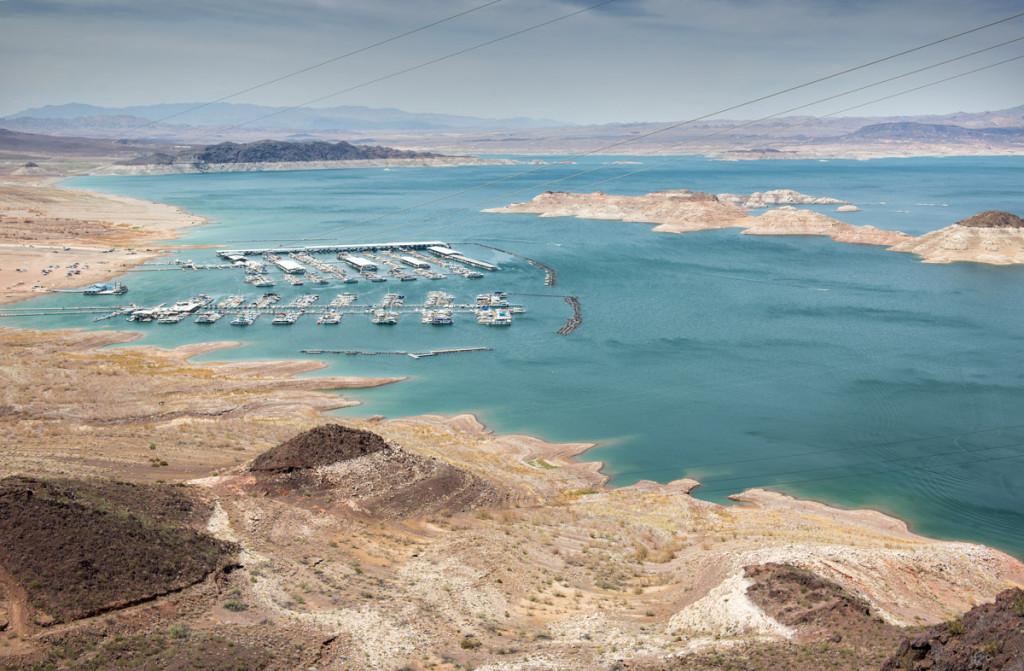 rekreační oblast Lake Mead
