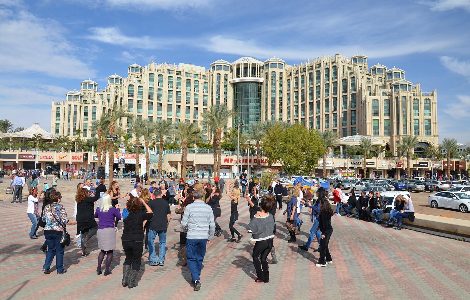 Hotel Hilton v Eilatu