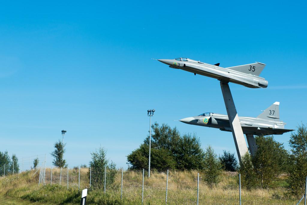Saab 35 - Draken a Saab 37 Viggen