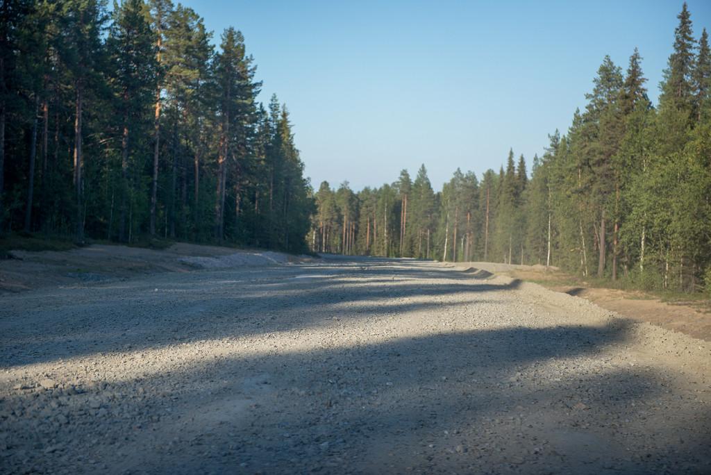 Švédská cesta v rekonstrukci