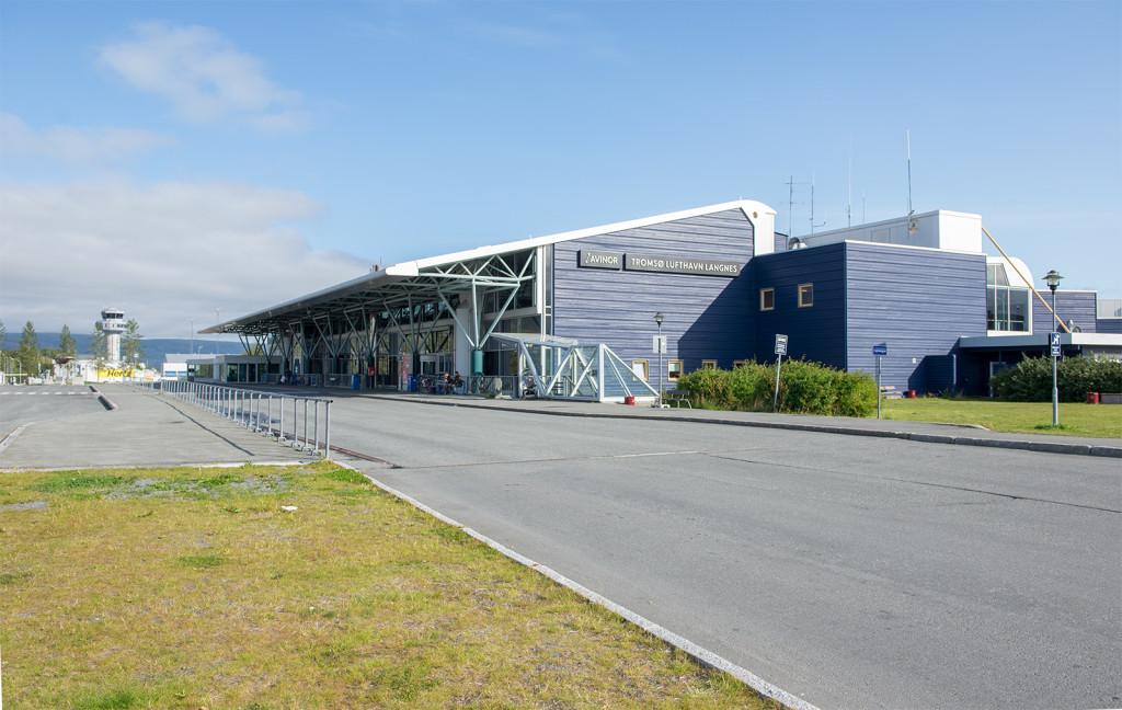 Letiště v Tromsø
