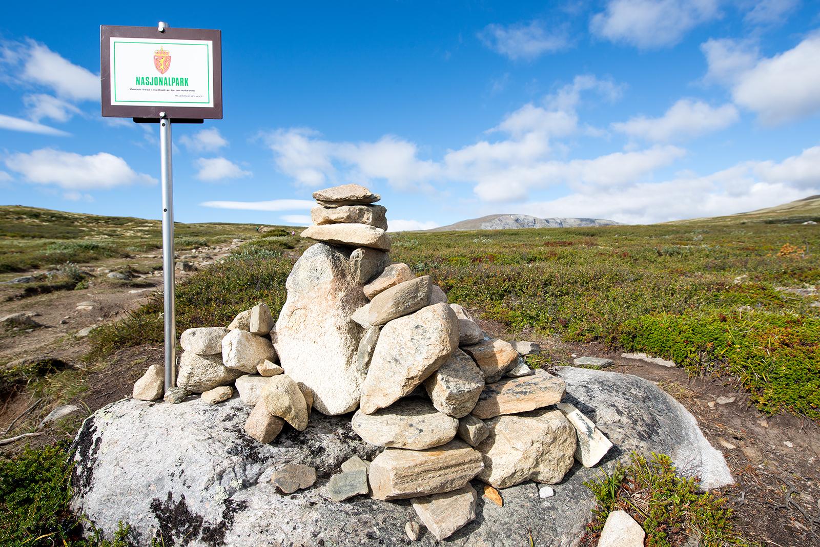národní park Dovrefjell–Sunndalsfjella, Norsko