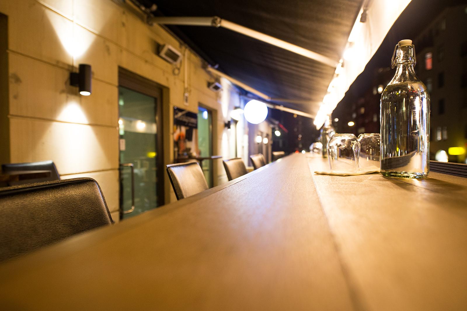 bar v Goteborgu