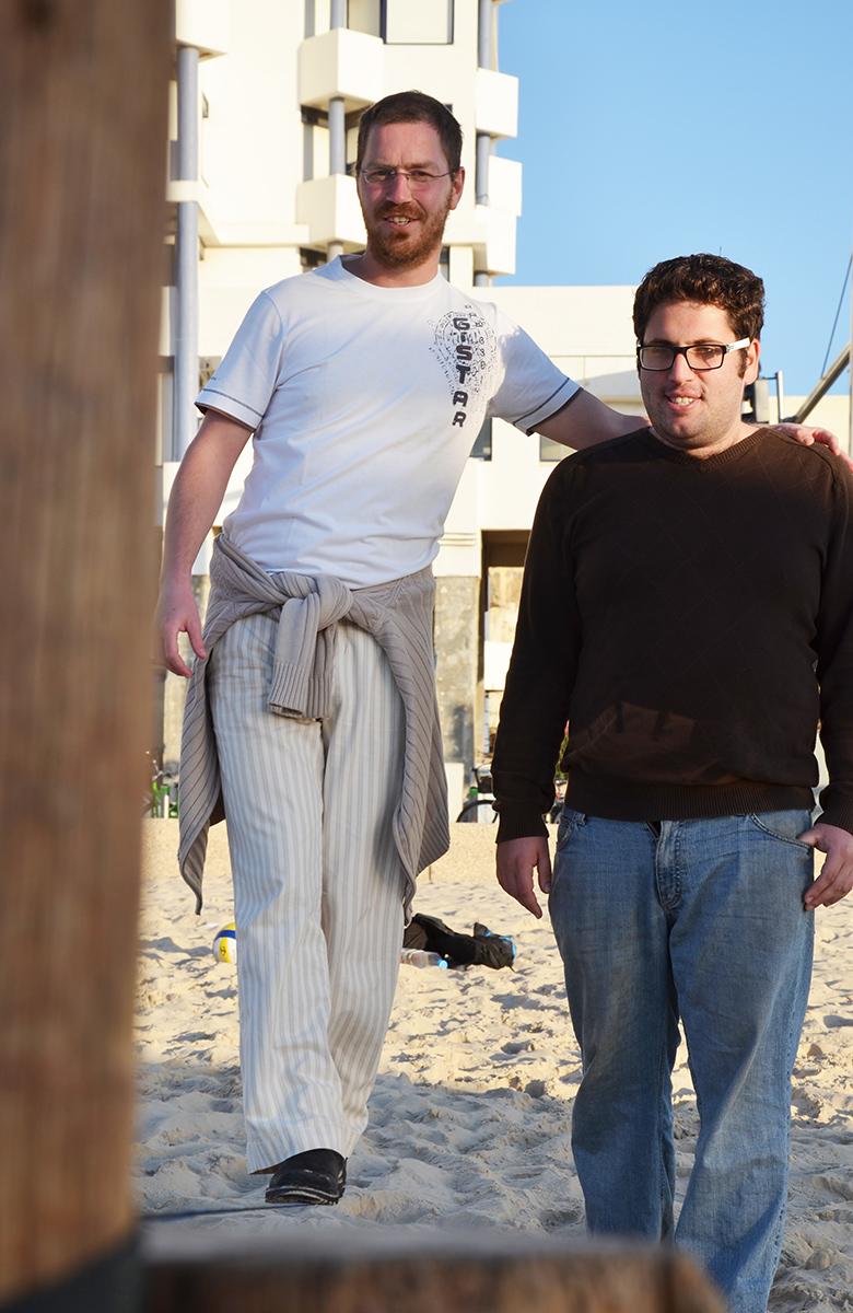 chodit po laně není tak snadné, Tel-Aviv, Izrael