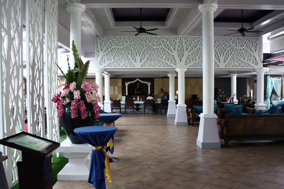 hotelove lobby thajsko