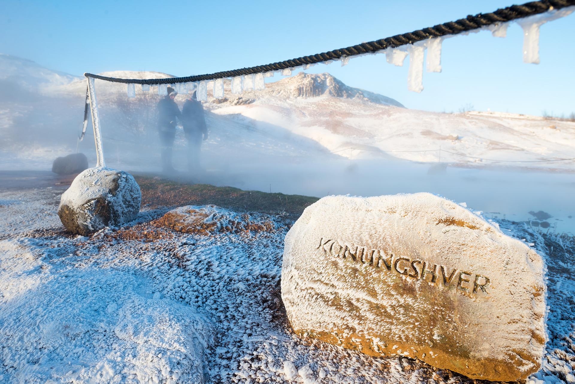 Geyser-Iceland-Winter