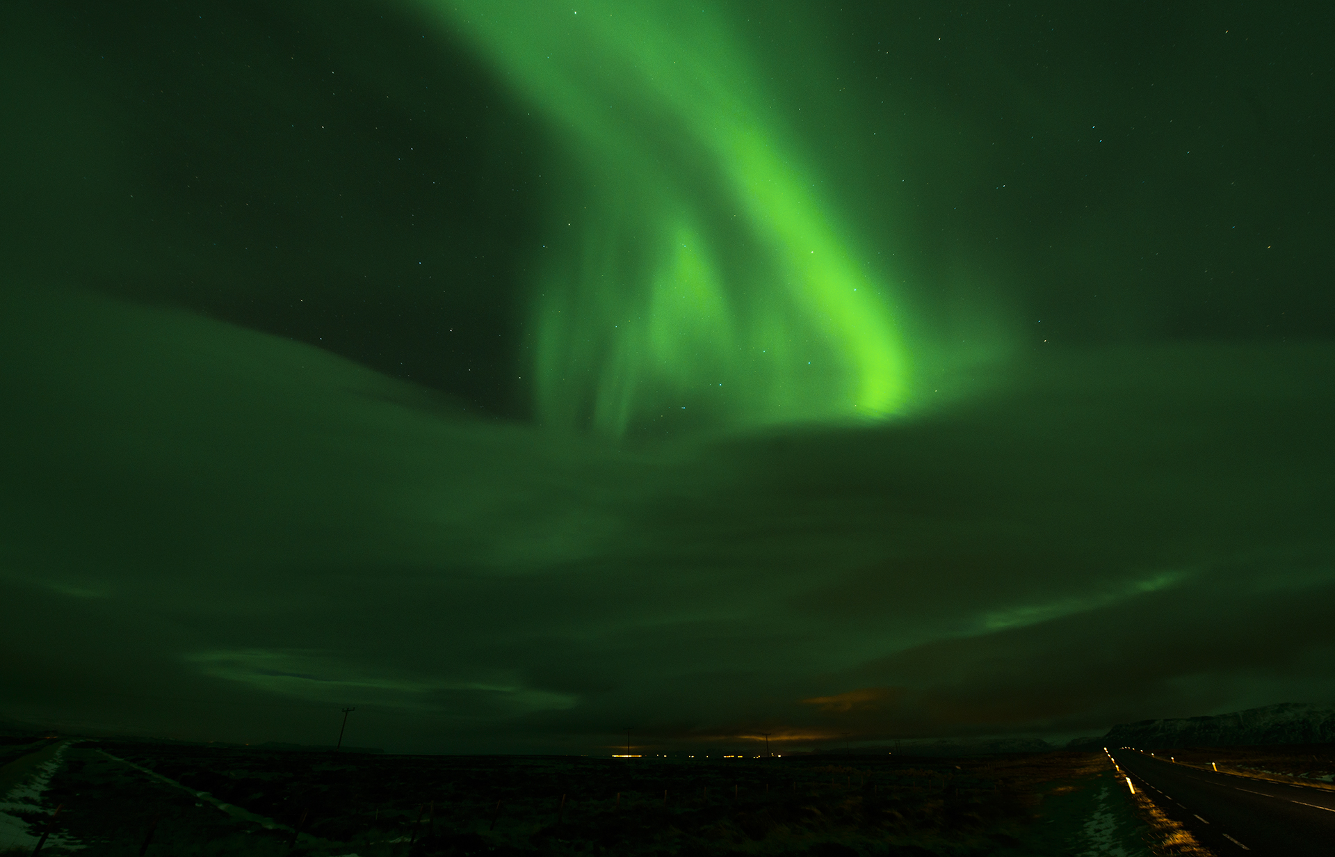 icelandic northern lights aurora borealis