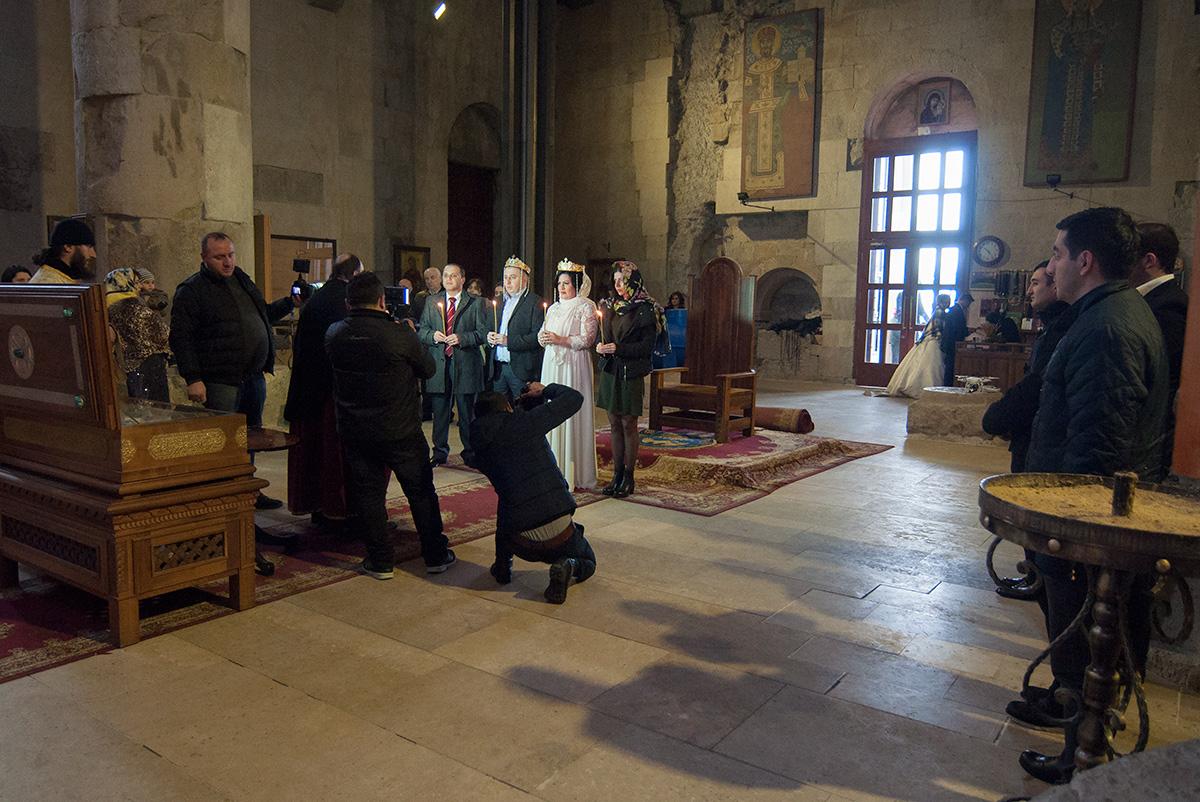 Svatba v Gruzii
