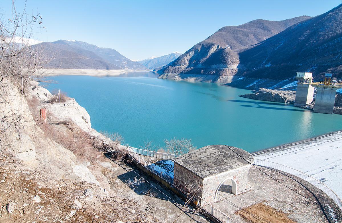 Žinvalská přehradní nádrž