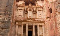Pokladnice, nejznámější místo Jordánska