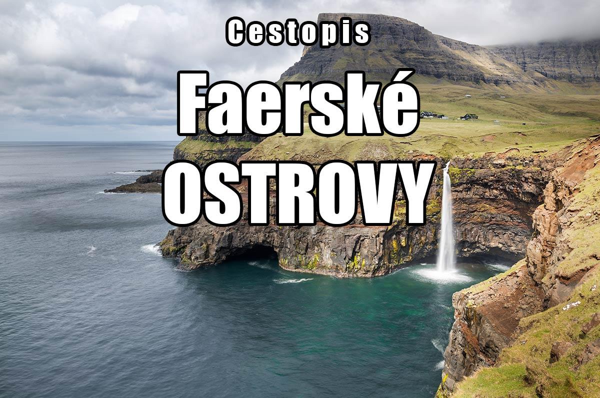 cestopis faerské ostrovy