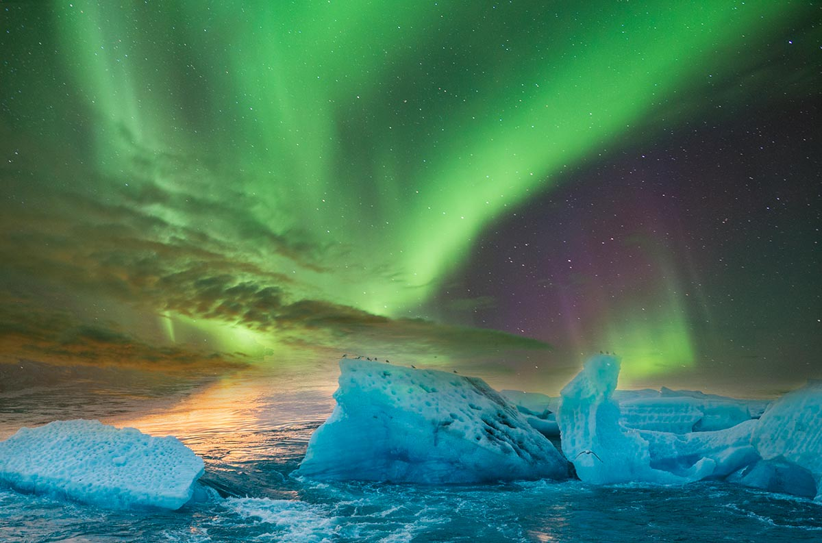 Nejkrásnější místa Islandu na fotografiích