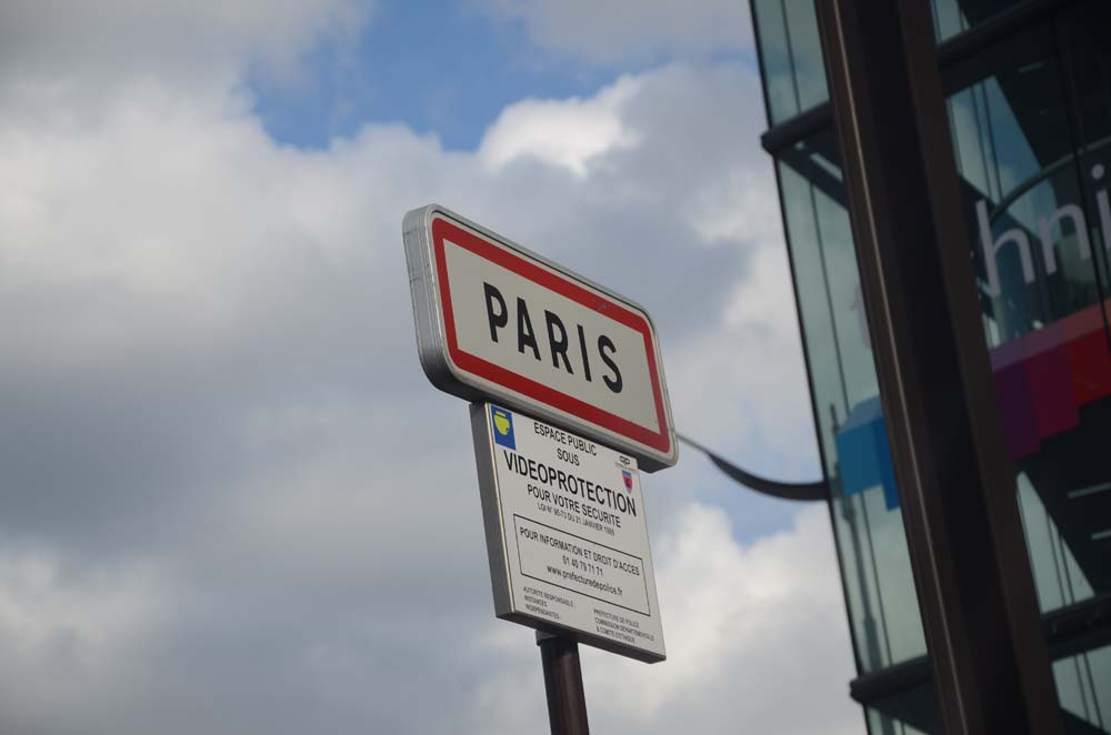 zazitky z Parize