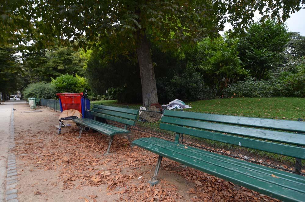 bezdomovci prvni parizsky