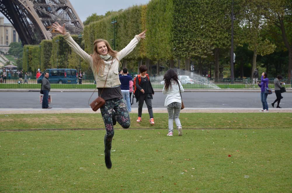 slovenky v parizi