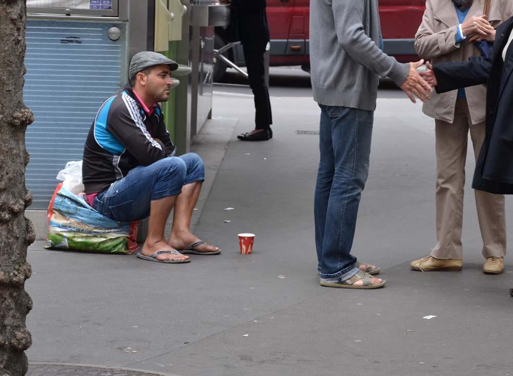 bezdomovci utoci