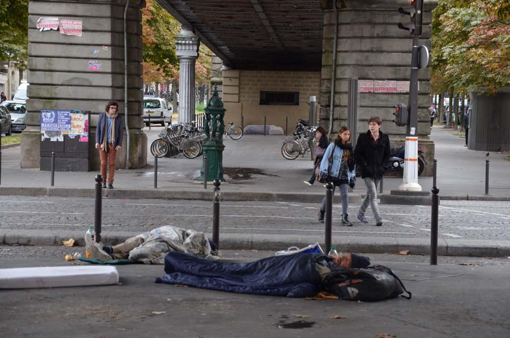 podmostaci v parizi