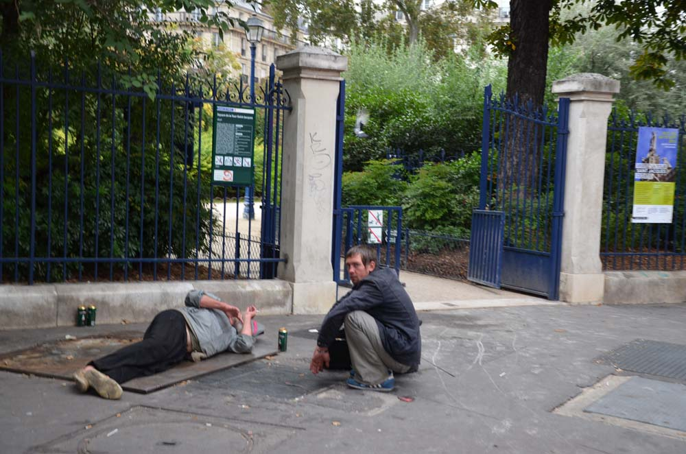 parizsti bezdaci