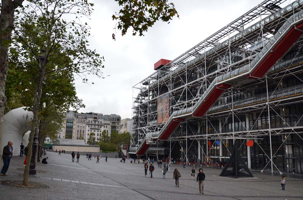 centre feorge pompidou