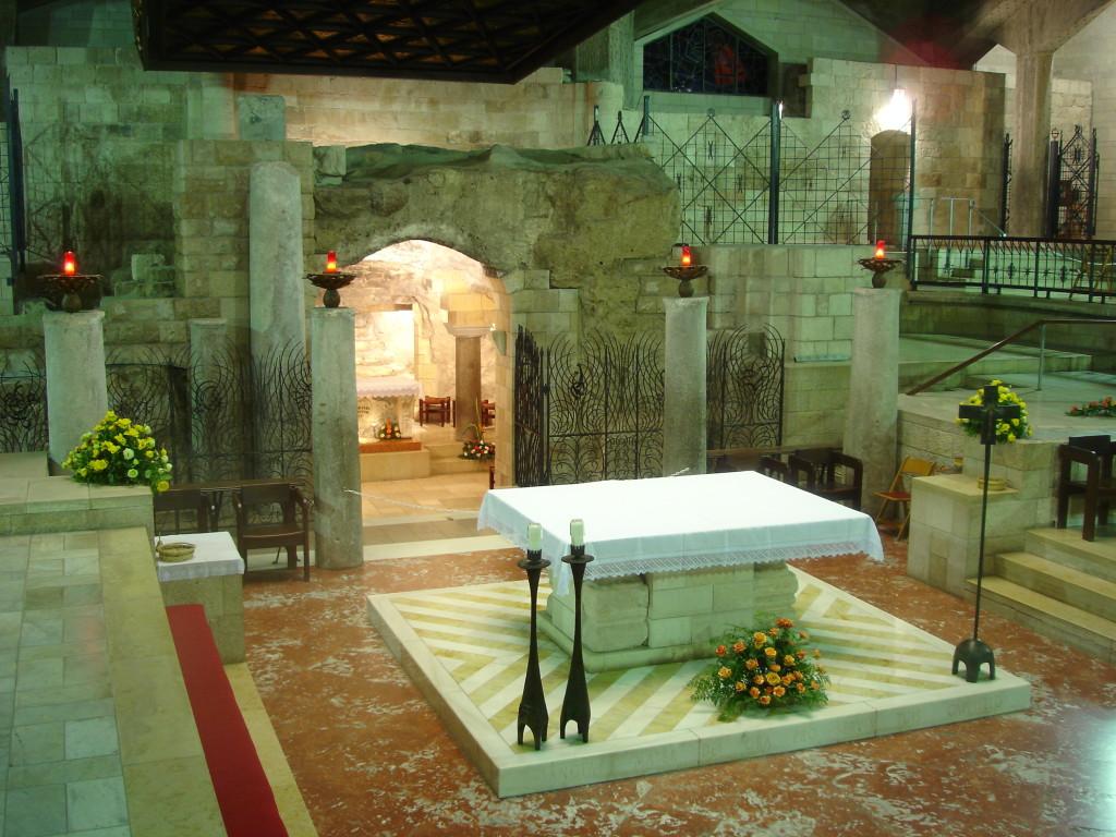 nazareth bazilika zvestovani