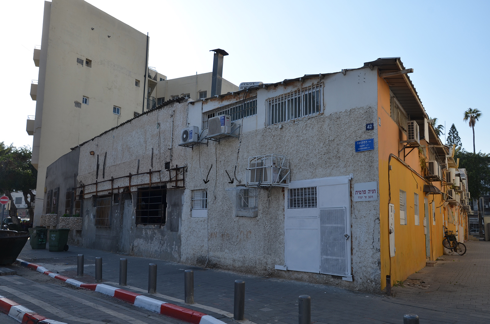 Moje nejlepší zaplivaná díra, Tel-Aviv Jaffo, Izrael