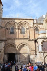 chram boziho hrobu jeruzalem
