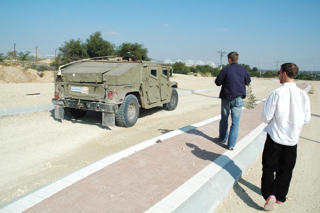 humwee izrael gaza idf