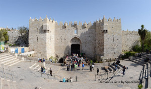 damascus-gate izrael