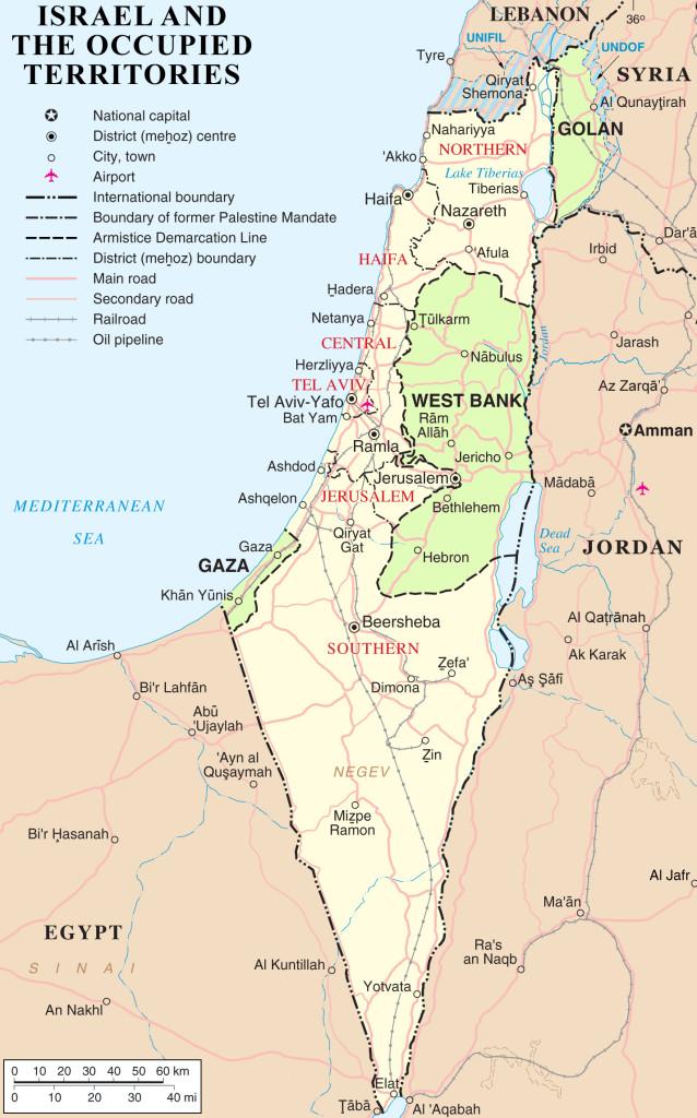 izrael-a-okupovana-uzemi