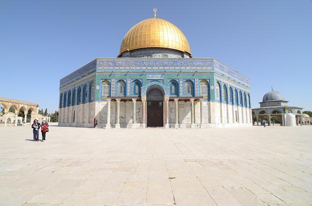Do Izraele na otočku – Jeruzalém a Tel-Aviv