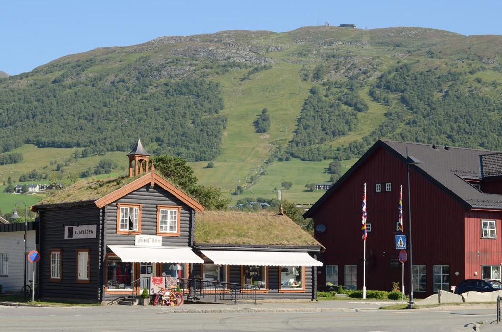 lyzovani v norsku