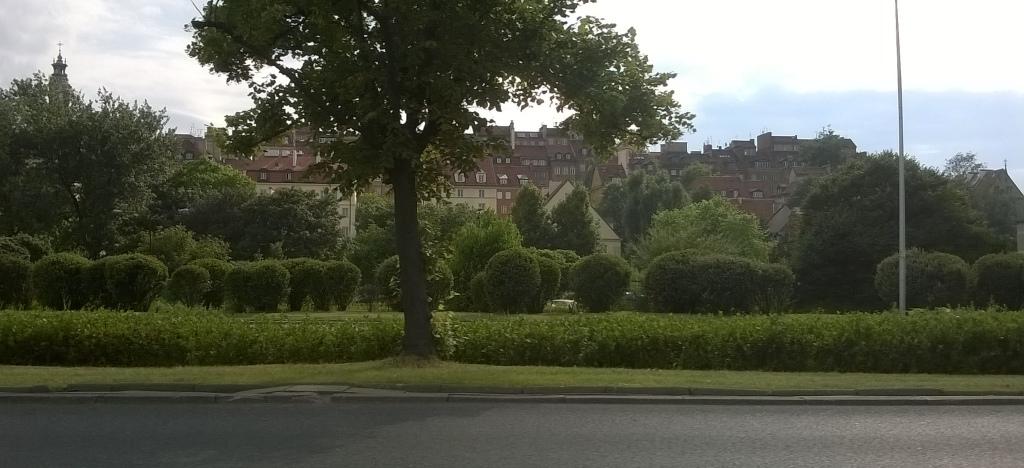 varsava stare mesto