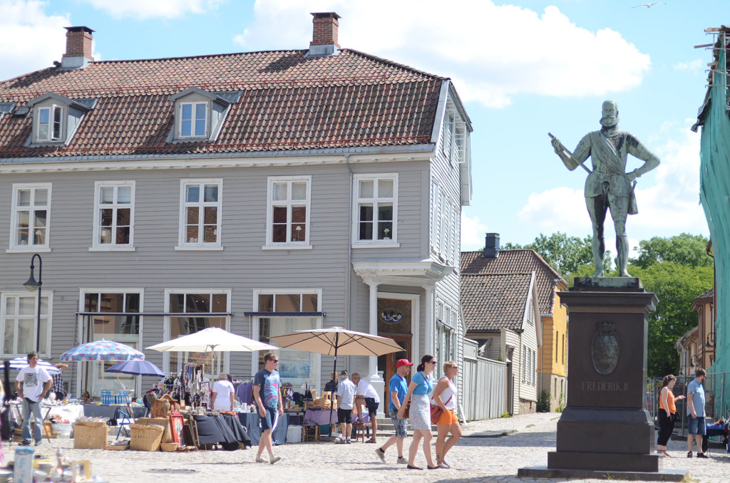 Fredrikstad norske kralovske mesto