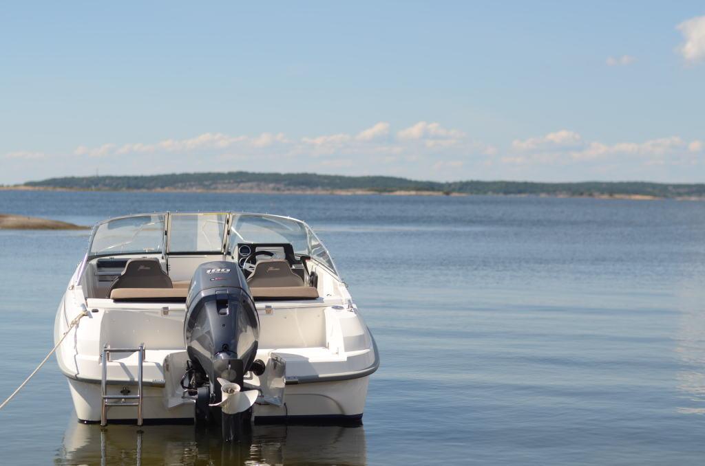 jachta norske fjordy