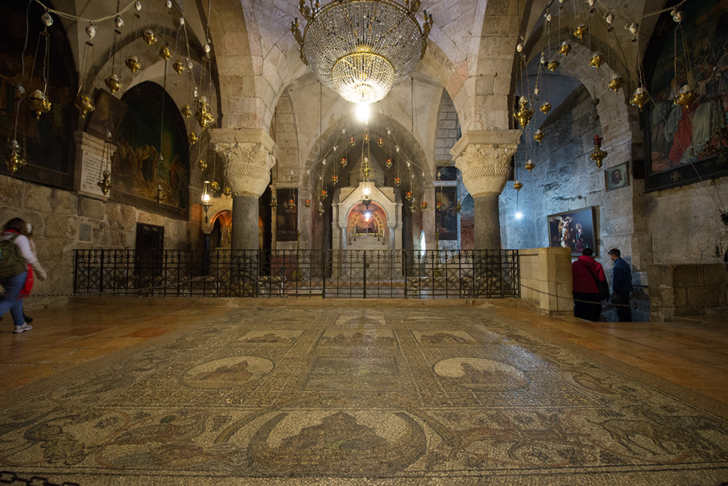 chram boziho hrobu jeruzalem uizrael