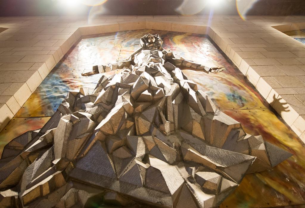 DSC_5960mozaika v bazilice v nazaretu